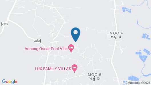 OYO 964 Palmthien Poll Villa Aonang Map