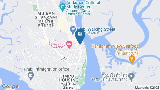 Chanchalay Hip Hostel Map
