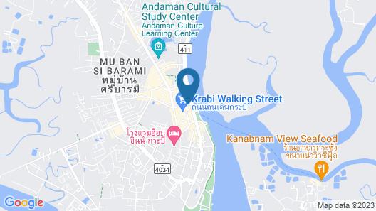 Just Fine Krabi Map