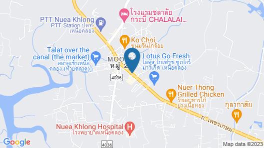 Palmari Boutique Hotel Map