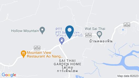The Apex Private Pool Villa Krabi Map