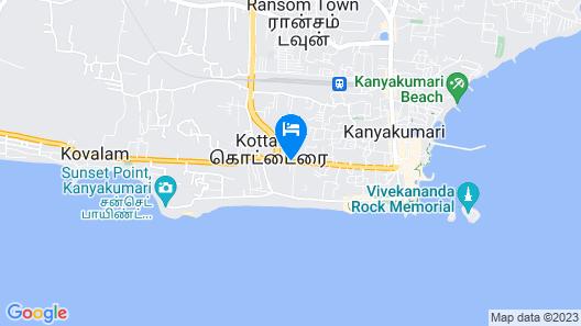 Hotel Sun World Map