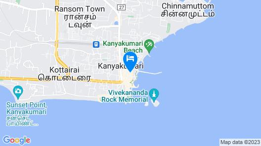 Hotel Ocean Heritage Map