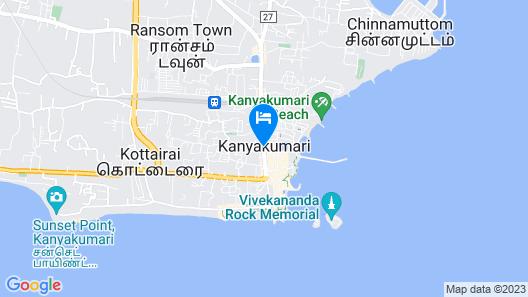 Hotel Sri Devi Map