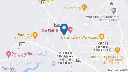 A Little Villa Map