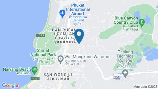 Panphuree Residence Map