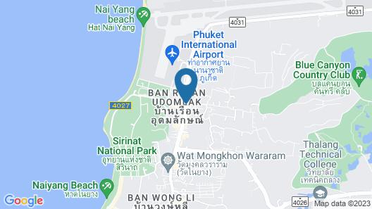 Phuket Airport Inn Map