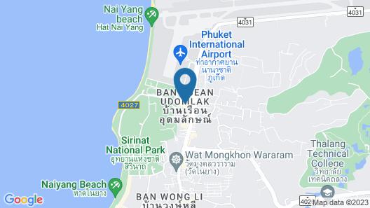 The Sixteenth Naiyang Beach Hotel Map