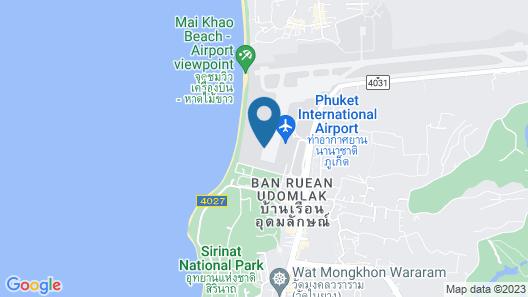 Ruentai Boutique @ Airport Map