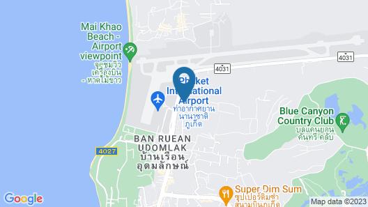 David Residence Map
