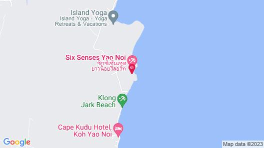 Cape Kudu Hotel Map