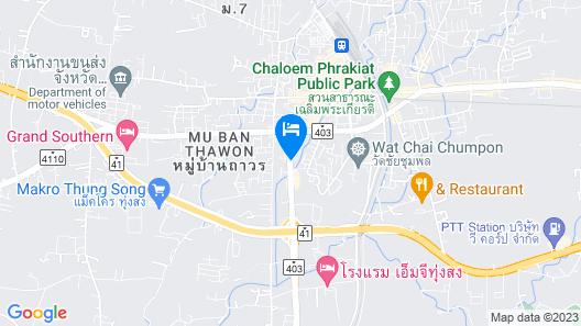 Punfun Apartment Map