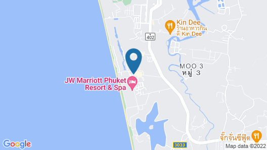 Anantara Mai Khao Phuket Villas Map
