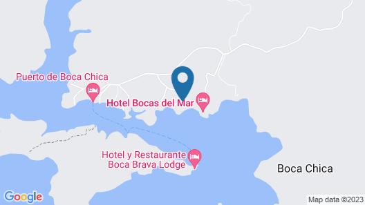 Seagull Cove Resort Map