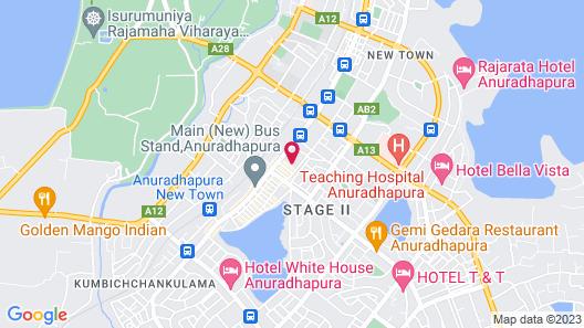 City Resort Map