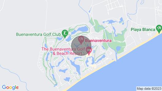 Beautiful Villa in Buenaventura Map