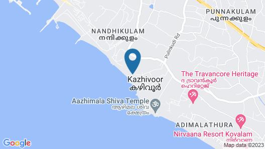 Niraamaya Surya Samudra Map