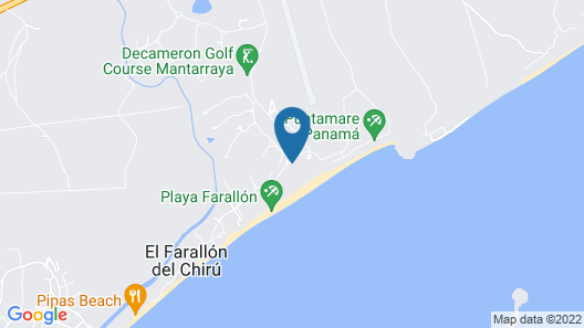 Royal Decameron Panama All Inclusive Map