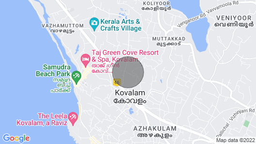 English owned Villa great Location - Kovalam- Free starter pack & WIFI Map