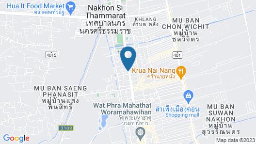 Full Moon' House Map