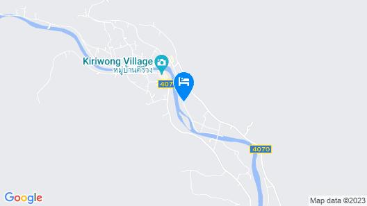 Pattama Resorts Khiri Wong Map