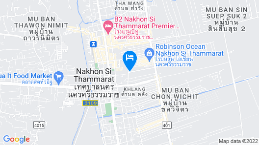 Nakhon Mansion Map