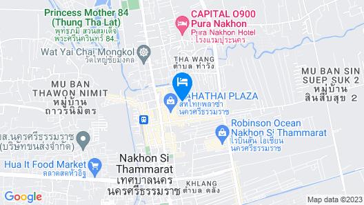 Ligor City Hotel Map