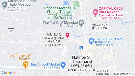 OYO 971 Chawlada Hotel Map