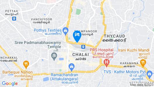 Apollo Dimora Map