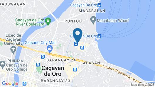 Win Min Transient Inn Map