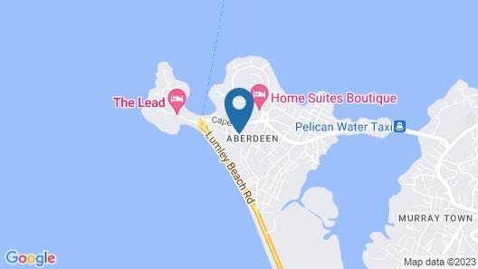 Radisson Blu Mammy Yoko Hotel, Freetown Map