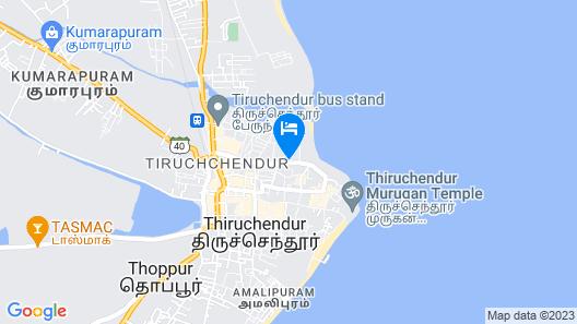 FabHotel Gayathri Map