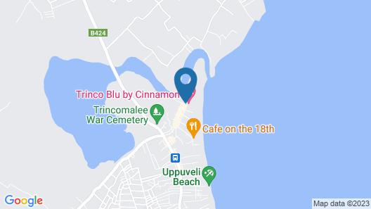 Trinco Blu by Cinnamon Map