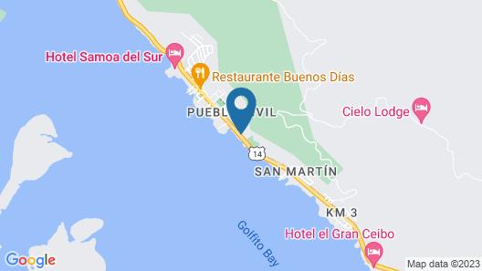 Banana Bay Marina Map