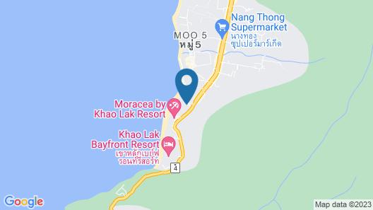 TUI BLUE Khao Lak Resort Map
