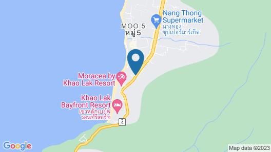 Khaolak Laguna Resort Map