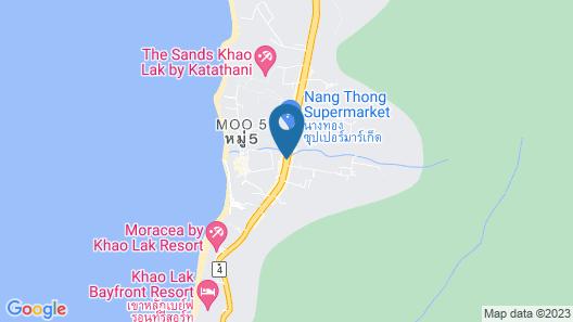 Khaolak Inn Map