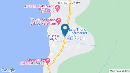 To Zleep Hotel Khaolak Map