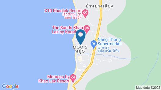 Khaolak Bhandari Resort & Spa Map
