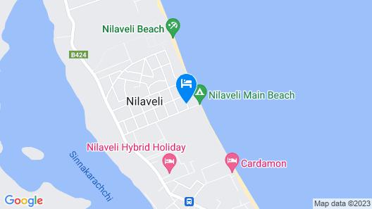 Crescent Sea Resort Map