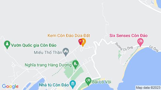 Hotel De Condor Map