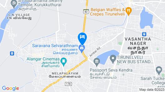 KA Hotel Map