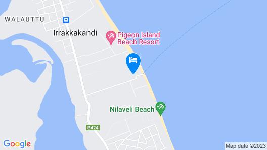 Anilana Nilaveli Map