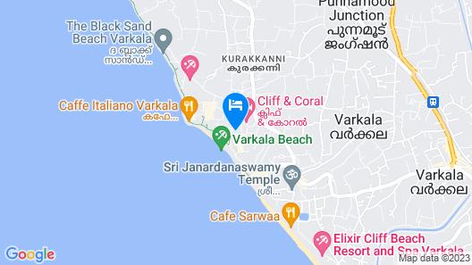Jickys Nest Map
