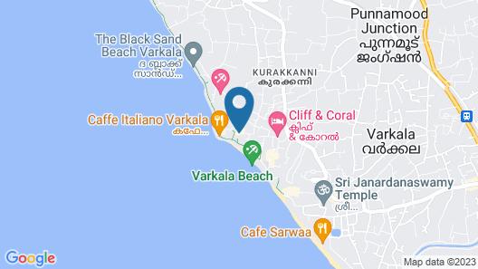 InDa Hotel Map