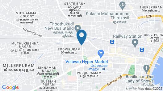 StayApart -Hotel Raj Map
