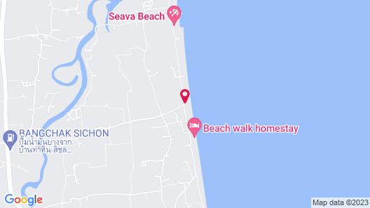 Kanpiya Beach Map