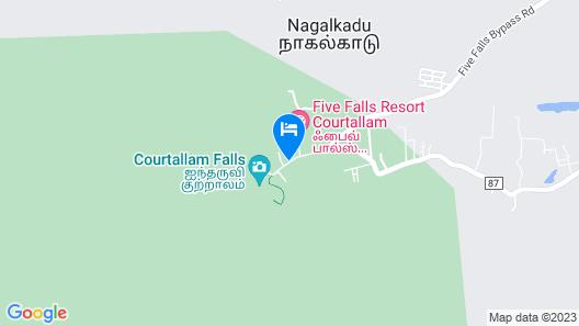 hayass residency Map