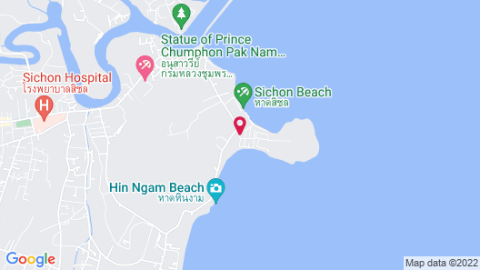 Thipburee Resort Map