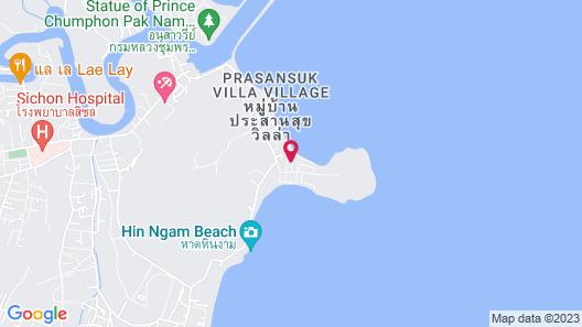 Andava Beach Resort  Map